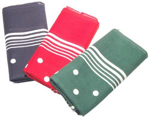 Bisley Set of 3 Handkerchiefs in Presentation Box